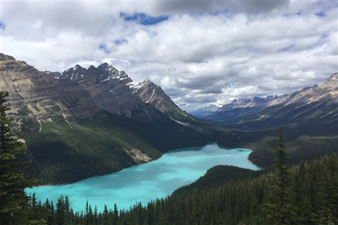 A Journey to the Calgary Stampede & the CA Rockies