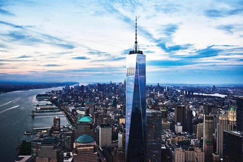 One World Observatory at the Freedom Tower