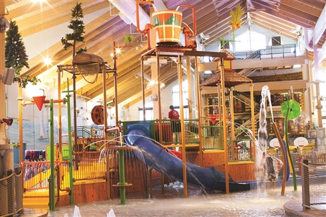 Great Wolf Lodge & Indoor Waterpark