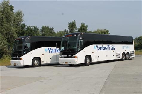Ithaca College Shuttle Return