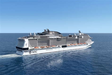 MSC Meraviglia - New York Cruise Express