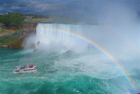 Niagara Falls Spring Getaway