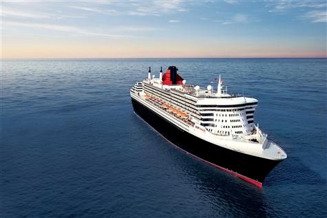 Cunard Queen Mary 2 - Brooklyn