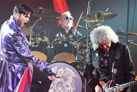Queen featuring Adam Lambert
