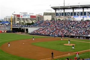 Braves vs. Yankees - Spring Training
