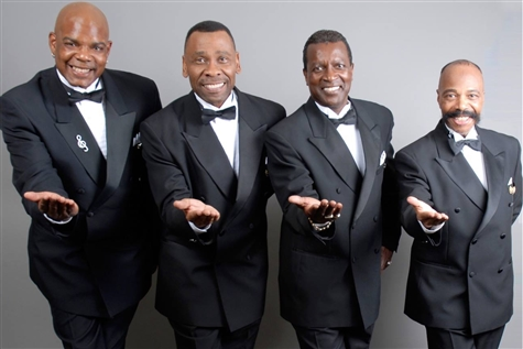 The Drifters at the Strawberry Festival