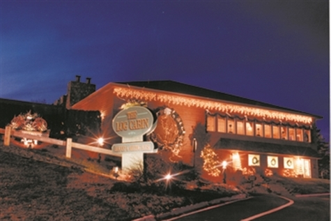 MGM Casino & Log Cabin Holiday Show