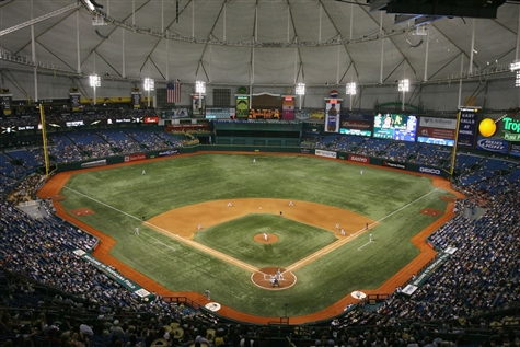 Houston Astros vs. Tampa Bay Rays - Opening Day
