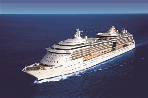 Royal Caribbean Serenade of the Seas - Boston