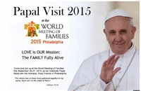 The Papal Visit in Philadelphia