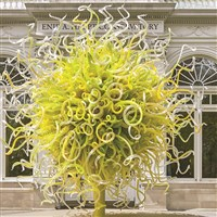Dale Chihuly & The Dali Museum in St. Petersburg