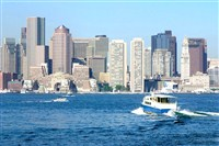 Boston Harbor Brunch Cruise