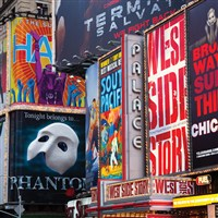 NYC Broadway Theater