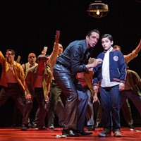 A Bronx Tale (NYC Broadway Production)