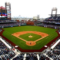 NY Mets vs. Philadelphia Phillies in Philadelphia