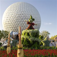 Walt Disney World - Flower & Garden Festival
