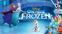 Disney on Ice, presents Frozen