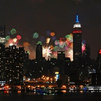 New York City Fireworks Cruise