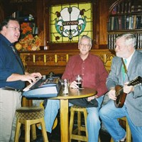 Gerry Malone at Log Cabin-Irish Pub Shenanigans