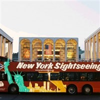 NYC Double Decker Sightseeing Tour
