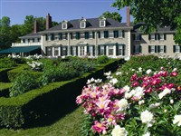 Celebration of the Peonies at Hildene