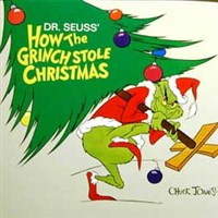 How the Grinch Stole Christmas (NYC Broadway)