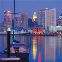 """Charm City"" Baltimore"