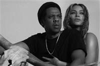 Beyonce & Jay Z at Metlife Stadium