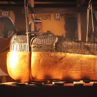 The Discovery of King Tut in NYC