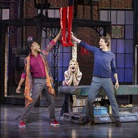 Kinky Boots (NYC Broadway Production)