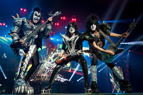 Kiss, Farwell Tour at the Amalie Arena