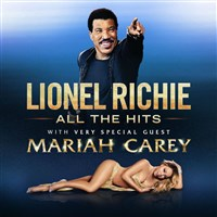 Lionel Richie with Special Guest Star Mariah Carey
