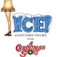 ICE! at Gaylord Palms featuring A Christmas Story