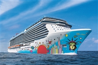 Norwegian Escape - New York