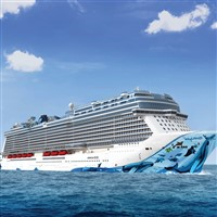 Norwegian Bliss - New York