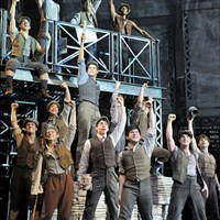Newsies (NYC Broadway Production)