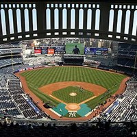 Royals vs. NY Yankees - Grandstand 400 Sections