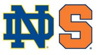 Notre Dame vs. Syracuse - Section 101