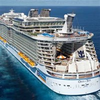 Royal Caribbean Oasis of Seas - Port Canaveral