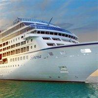 Oceania Cruise Night
