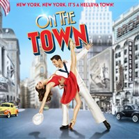 On the Town (NYC Broadway Production)