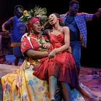 Once on this Island (NYC Broadway Production)
