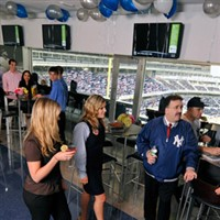 Seattle Mariners vs. NY Yankees - Party Suite