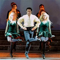 Riverdance at the Dr. Phillips Center