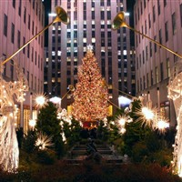 "Christmas in the ""Big Apple"""