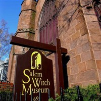 "Be ""Witched"" in Salem, MA"