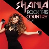 Shania Twain at Mohegan Sun