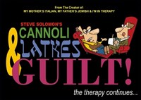 """Bally's Presents """"Cannolis, Latkes & Guilt"""""""