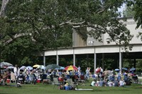 Boston Pops in Tanglewood
