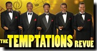 The Temptations Revue at Foxwoods